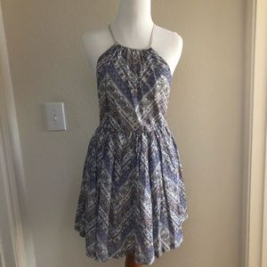 Ecoté Tribal A-Dress w/ Open Back *only worn once*